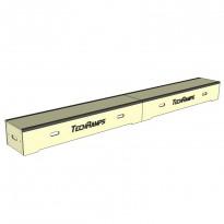 Grindbox prosty z kątownikiem 360cm - 30cm - 40cm