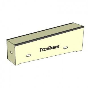 Grindbox spadkowy z kątownikiem 180cm - 30-45cm - 40cm GSK180-45-60-40